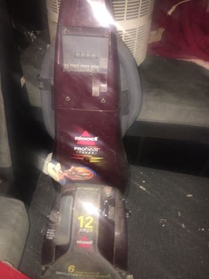 Bissell proheat turbo carpet washer for Sale in West Valley City, UT