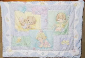 Precious Moments blanket for Sale in Lancaster, PA