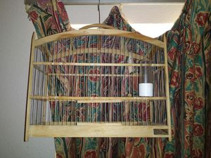 Hand made bird cage for Sale in Seminole, FL