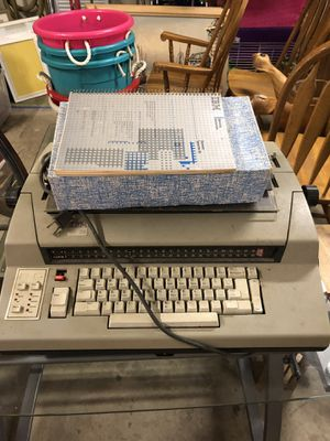 IBM Typewriter for Sale in Silver Spring, MD