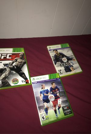 Xbox 360 games for Sale in Silver Lake, OH