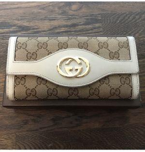 Gucci Sukey Continental Wallet for Sale in Atlanta, GA
