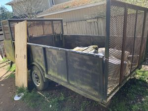 Hauling Trailer for Sale in Roy, WA
