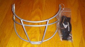 New Cage for batting Helmet Baseball/ Softball for Sale in Danvers, MA