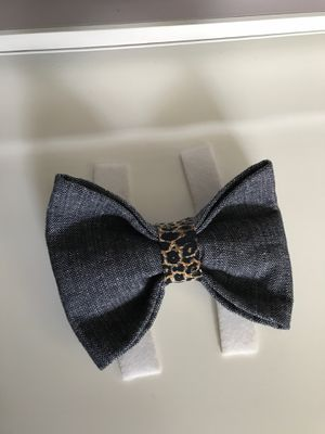 Dog collar Bow tie for Sale in Fresno, CA