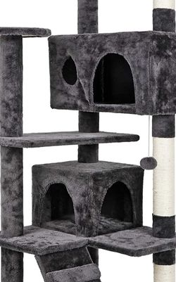 "53"" Cat Tree - Grey for Sale in Shelton,  WA"