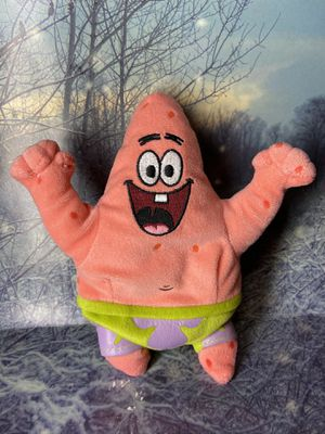 "Ty Beanie Babies Patrick Star 7"" Plush. for Sale in Bellflower, CA"