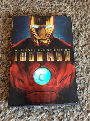 Ironman 2 Disc Edition for Sale in Midwest City, OK