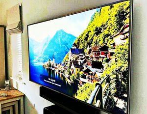 LG 60UF770V Smart TV for Sale in Montrose, SD
