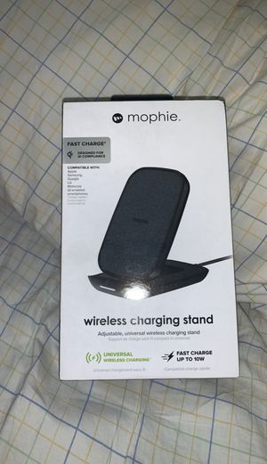 Mophie wireless charging stand for Sale in Beaverton, OR