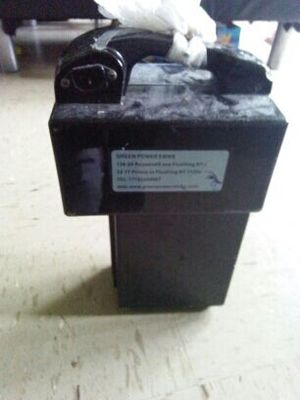 48v battery good condition for Sale in Bronx, NY
