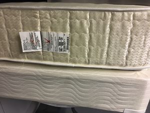 Mattress and spring box twin for Sale in Cleveland, OH