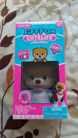 Jiffpom toys for Sale in Los Angeles, CA