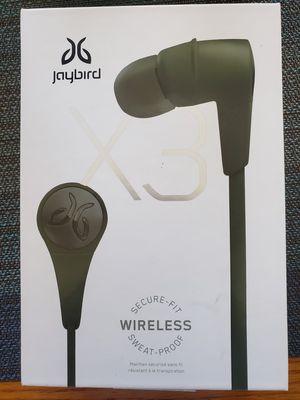 Jaybird wireless headphones for Sale in Denver, CO