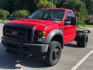 2008 Ford F-550 for Sale in Tampa, FL