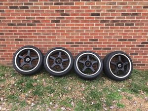 Mono Block GT-05 rims black for Sale in Goodlettsville, TN