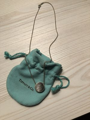 Tiffany & Co. Sterling Silver Pendant for Sale in Ashburn, VA
