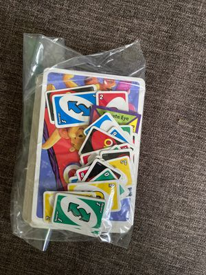 Mini and Full-Size Winnie the Pooh Uno Cards for Sale in Ithaca, NY