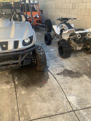 Utv Atv rzr quad dirt bike motorcycle sidebyside sand rail buggy diagnostics /parts /accessories/lights for Sale in Ontario, CA