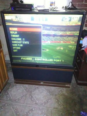 $25 fat back Sears and Roebucks 42 projection TV for Sale in Washington, DC