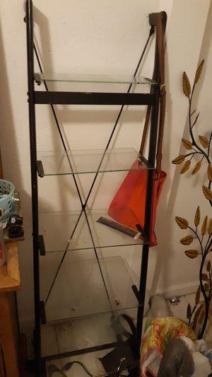 5 Level Glass Shelf Organizer for Sale in Oakland Park, FL