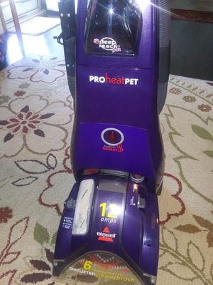 Bissell Carpet Cleaner for Sale in Rennert, NC
