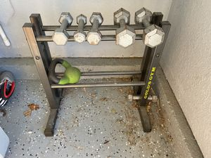 Dumbbell Weight holder for Sale in Oakley, CA