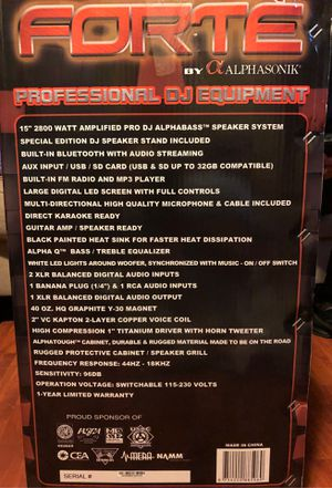 Professional dj equipment for Sale in Hayward, CA