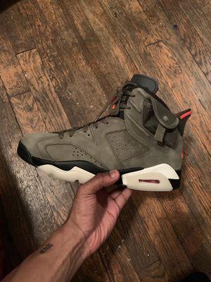 Travis Scott Jordan 6 Size 10 for Sale in Boston, MA