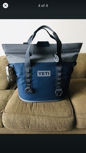 YETI Cooler FOR SALE. NEVER USED👍 for Sale in Concord, CA