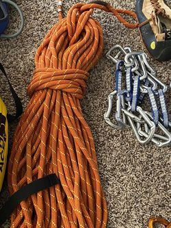 Climbing Gear And Bag for Sale in Renton,  WA