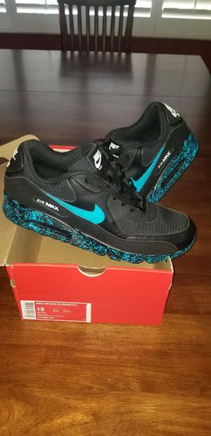 Custom Painted Nike Air Max Sneakers (size 15) for Sale in Fremont, CA