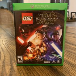Lego Star Wars For The Xbox 1 for Sale in Menlo Park,  CA