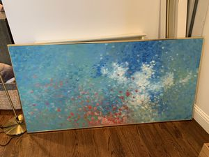 Beautiful painting on canvas for Sale in San Carlos, CA