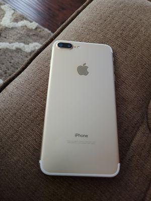 T-Mobile metro iPhone 7 plus 256g for Sale in Perris, CA