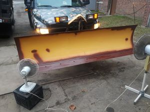 9 foot plow for Trade for Sale in Chelsea, MA