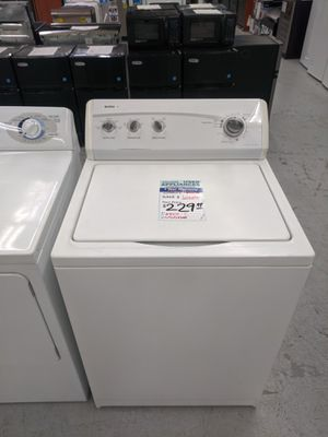 Kenmore Washer with Warranty for Sale in Longmont, CO