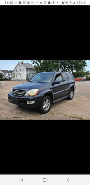 2004 Lexus GX 470 151k miles air suspension and 4wd works for Sale in Chesapeake, VA