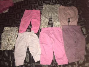 Baby girl clothes bundle for Sale in Stafford, VA