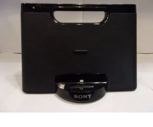 Sony Personal Audio System RDP-M7iPN for Sale in Nashville, TN