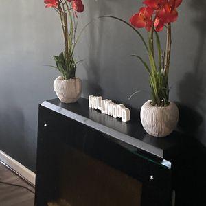Flower Vase Set (includes 2) for Sale in Greater Upper Marlboro, MD