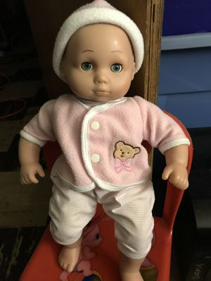 American girl baby doll for Sale in Arlington, VA