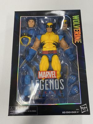 Marvel Legends Series 12-inch Wolverine for Sale in Dublin, OH