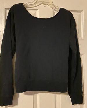 Women's open back sweater size small for Sale in El Monte, CA