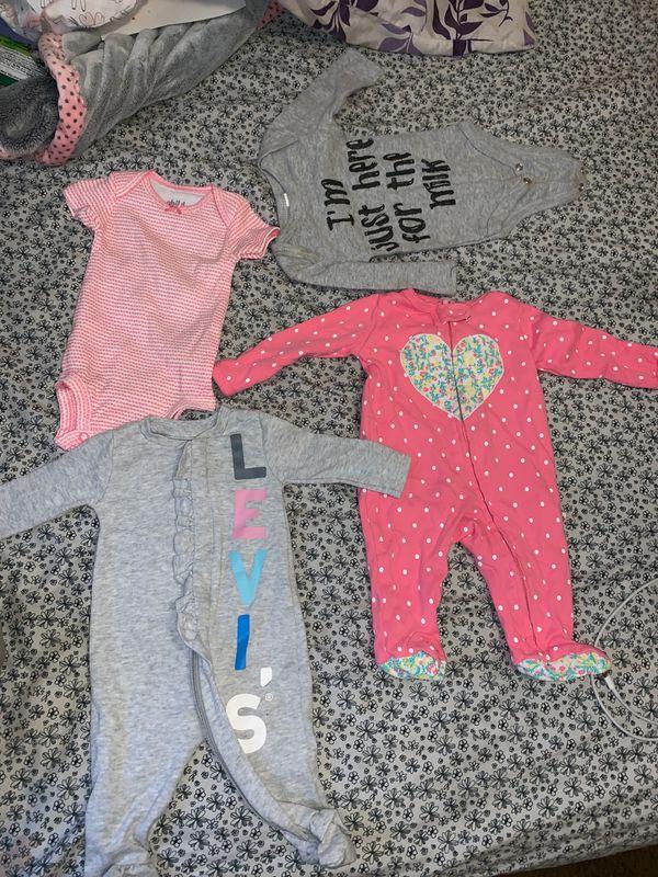 0-3 baby girl clothes
