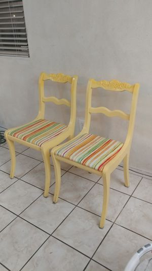 Kids chairs both for 30 for Sale in Las Vegas, NV