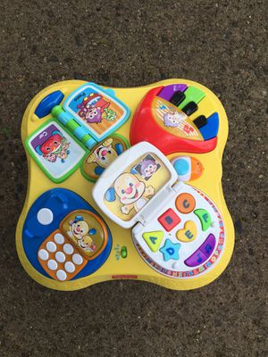 Fisher price learning toy for kids for Sale in Dearborn, MI