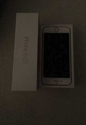 Brand new...in box...rose gold iPhone 6s for Sale in Roswell, GA