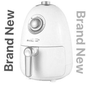 Air Fryer Kitchen Freidora de Aire Brentwood 2-Quart Small Electric with Timer and Temperature Control 800Watts AF-200W for Sale in Miami, FL