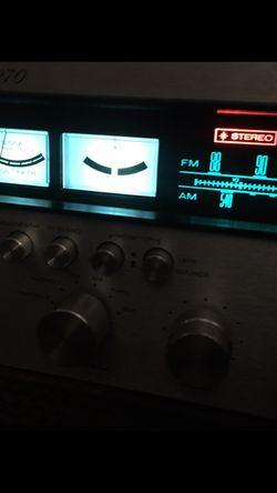Best Offer Marantz 2270 vintage receiver for Sale in Kissimmee,  FL
